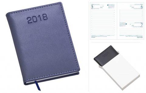 Agenda compacta personalizada